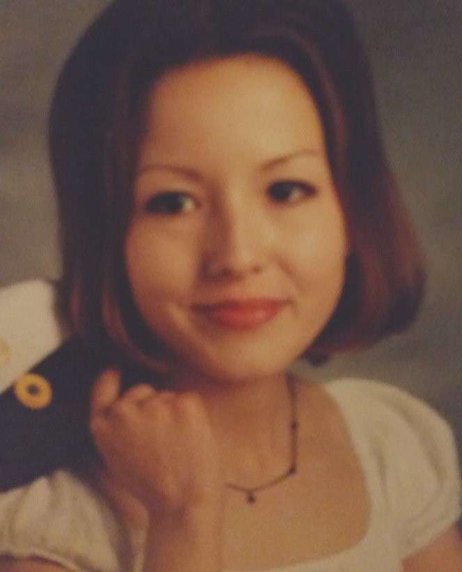 Me as 18 years old, about to graduate high school.