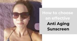 How to choose an Effective Anti Aging Sunscreen <br> – and why it's the Best Wrinkle Cream you'll ever find