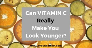 How important is vitamin C for skin health and anti-aging? [What it does and how to get it]
