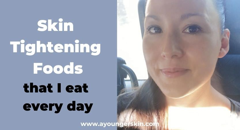 The skin Tightening Foods that are proven to increase elasticity