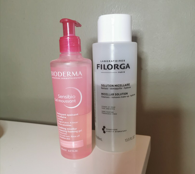 Best cleanser to use when skin barrier is damaged.