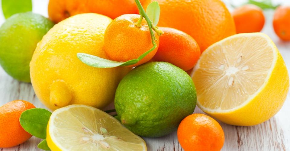 Citrus fruits that are rich in naringenin, which preserves your natural hyaluronic acid in your skin.