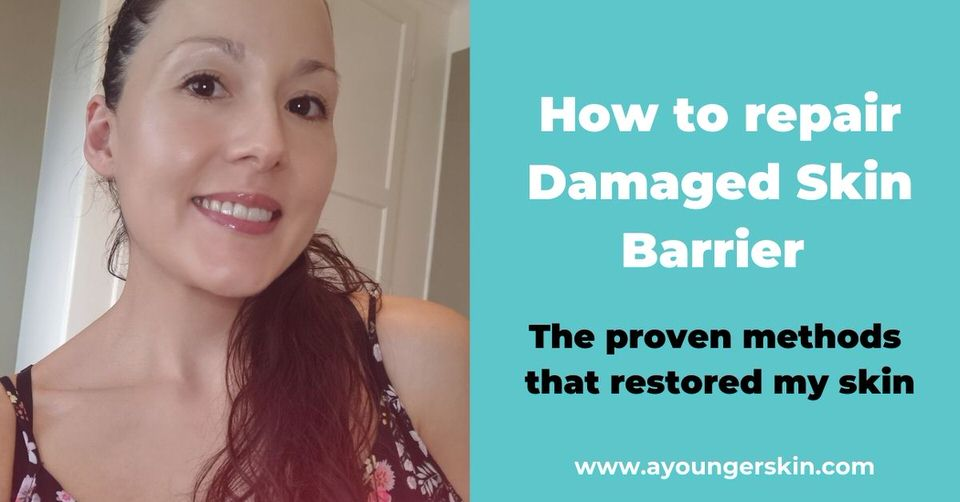 Read more about the article Complete guide to skin barrier repair [Restore damaged skin lipid barrier with these proven steps]