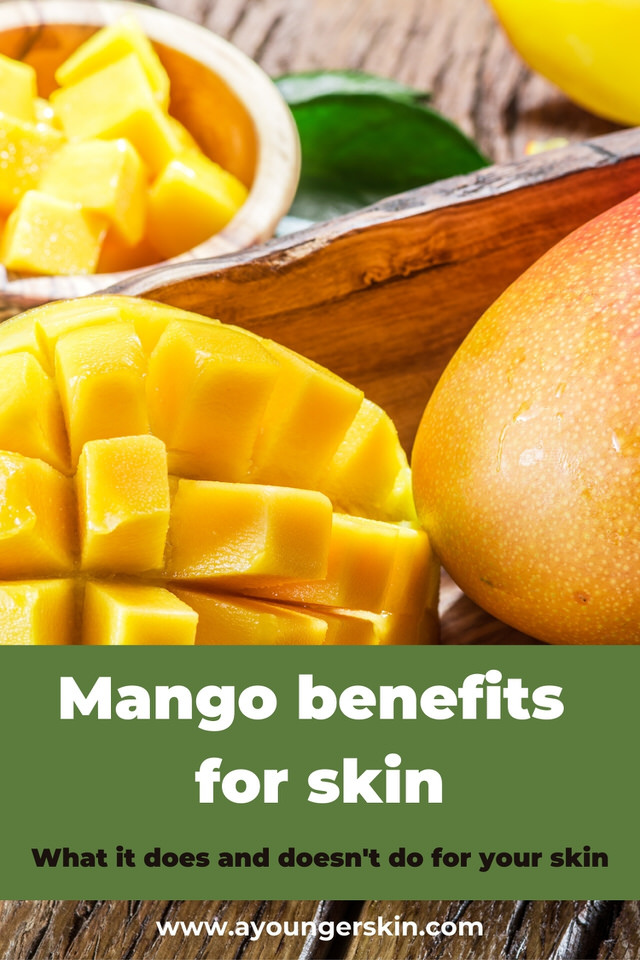 Mango benefits for skin. Learn about the benefits of eating mango daily, and if it's worth to apply it topcilly.