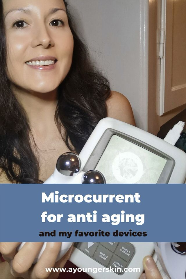 Microcurrent therapy is the best anti aging facial I have ever tried.