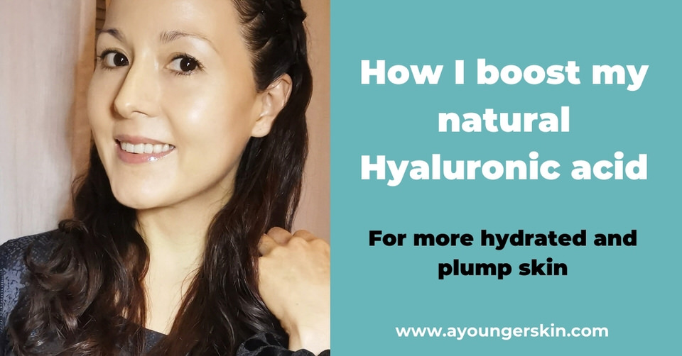 Natural Hyaluronic acid [How to get plump skin naturally]