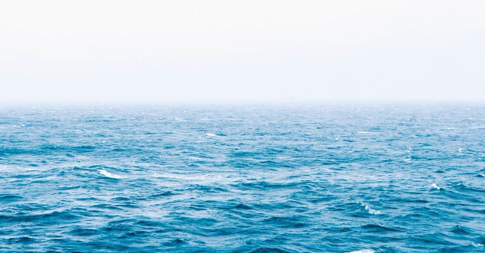 The ocean is full of natural mineral salts. But mostly sodium which can make it a bit drying on the skin.
