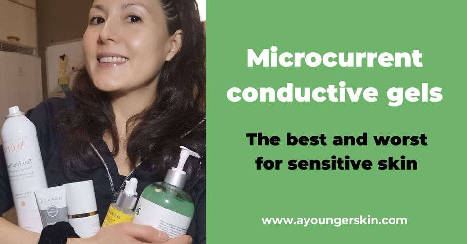 The best conductive gel for microcurrent?