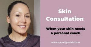 Need of skin consultation? [personal coaching for 3 months]